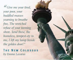 Don't Give Us Your Huddled Masses by Christina Knowles (2/2)
