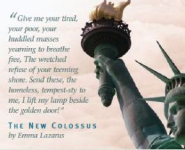 Image result for words on statue of liberty